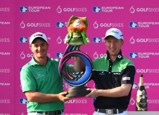 GolfSixes - Day Two Getty Images