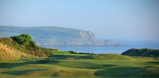 St Enodoc Golf Club David Cannon