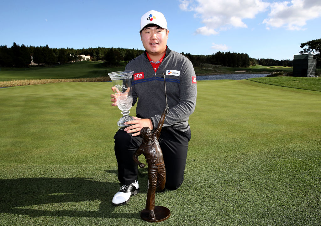 The CJ Cup - Round One Getty Images