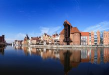 Riverside of Gdansk Nightman1965 - Fotolia