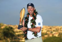 Sony Open In Hawaii - Final Round Getty Images