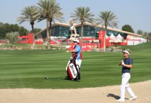 Abu Dhabi HSBC Golf Championship - Day One Getty Images