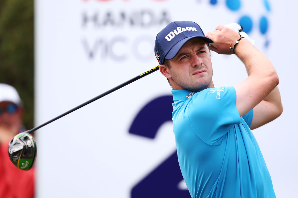 ISPS Handa Vic Open - Day Four Getty Images