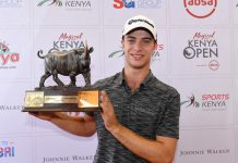 Kenya Open - Day Four Getty Images