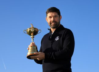 European Ryder Cup Captain Announcement Getty Images