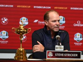 Ryder Cup Captain Announcement Getty Images