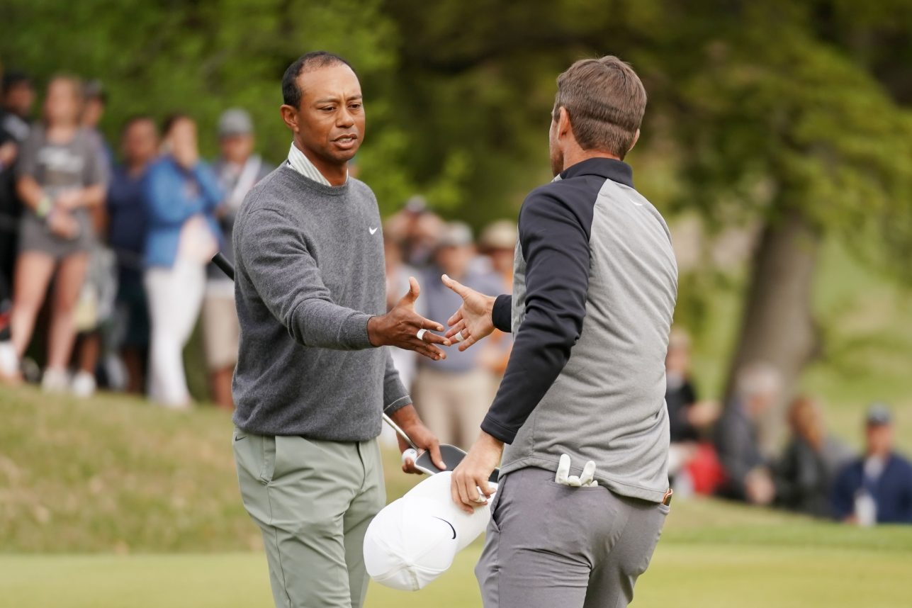 World Golf Championships-Dell Technologies Match Play - Round Five Getty Images