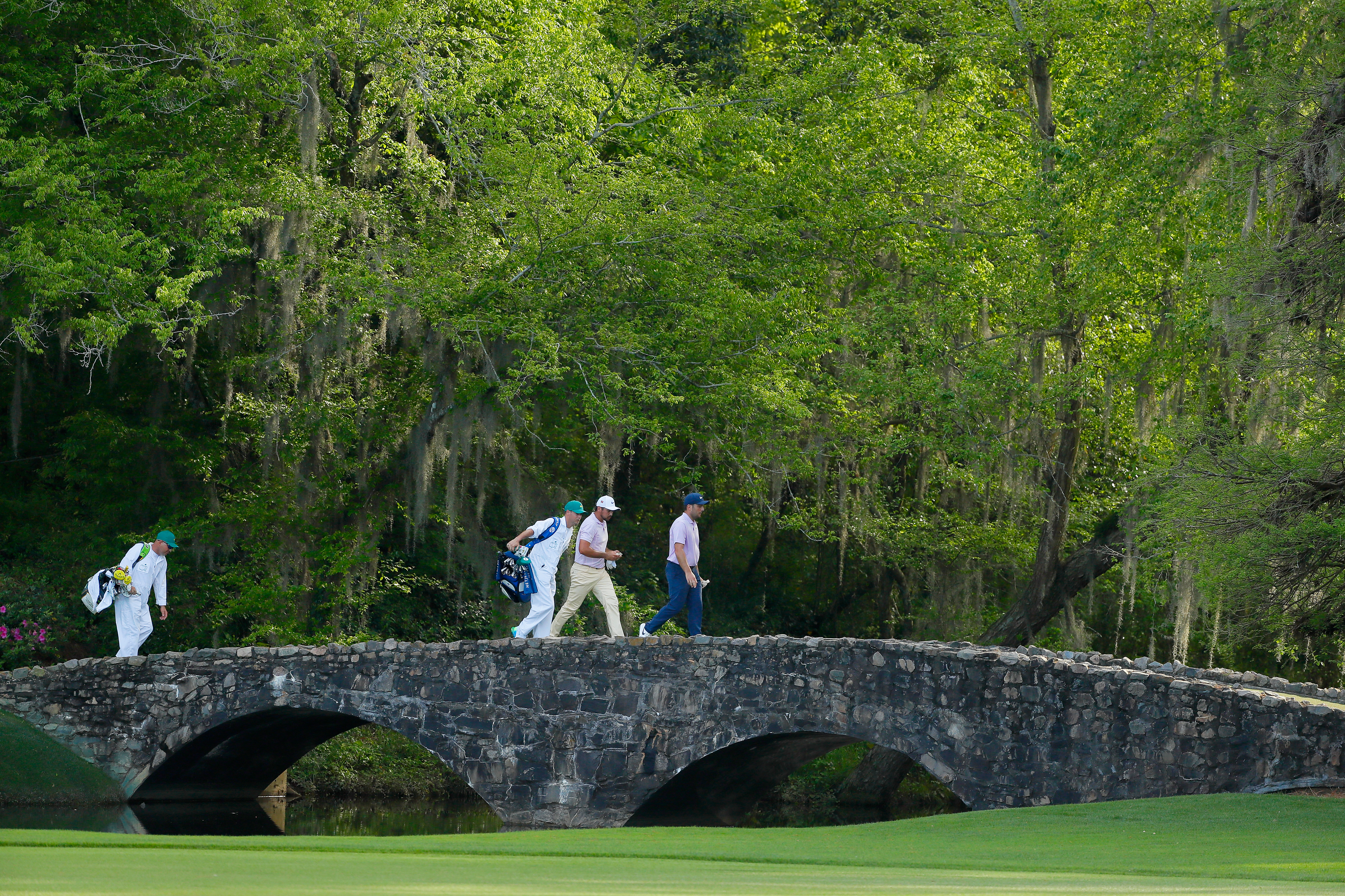 The Masters - Round Three Getty Images
