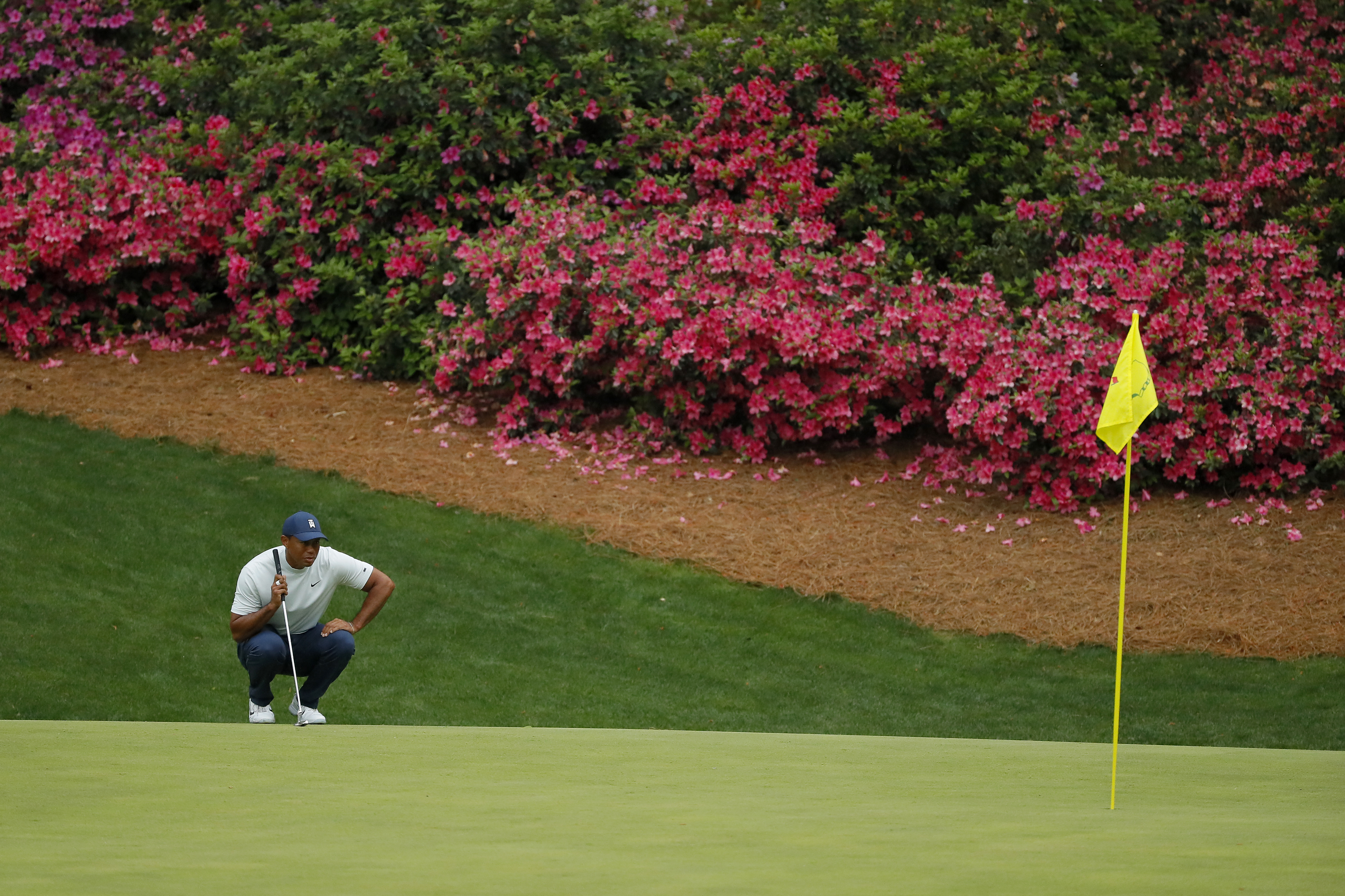 The Masters - Round Two Getty Images
