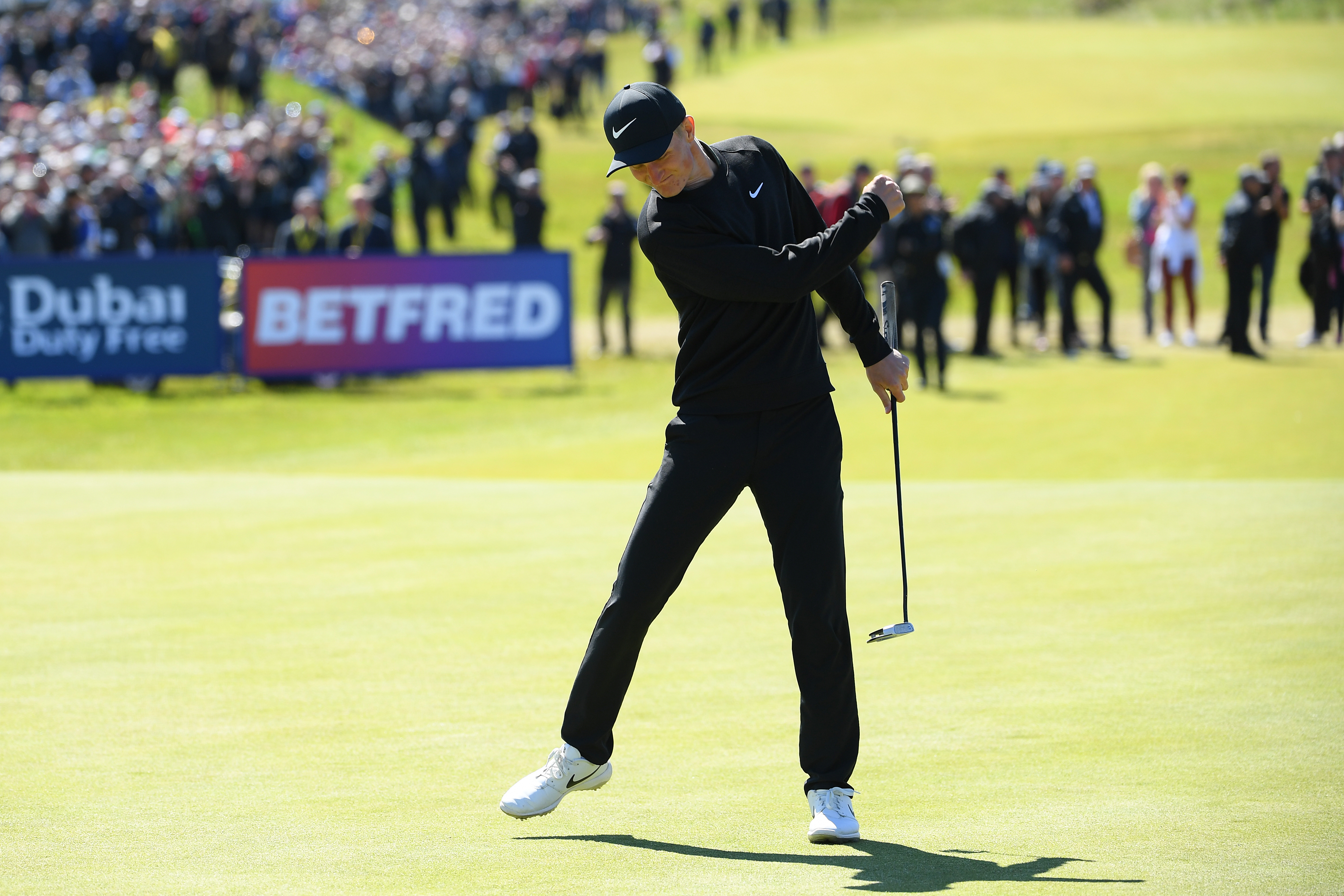 Betfred British Masters - Day Four Getty Images