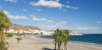 Carboneras Beach, Almeria, Andalusia, Spain Fotomicar - stock.adobe.com