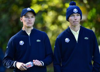 2018 Junior Ryder Cup - Day One Getty Images