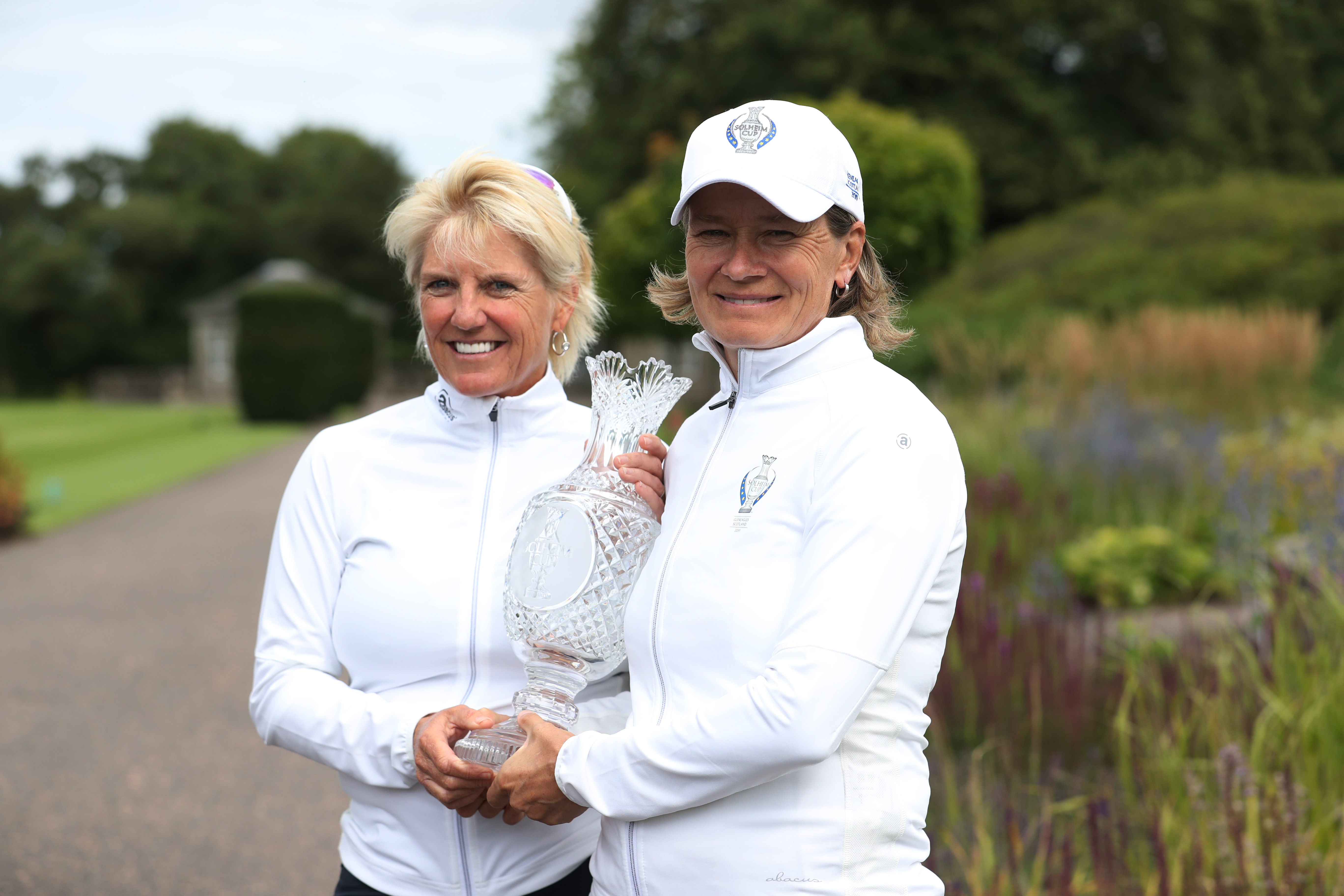 Solheim Cup Team Europe Announcement Getty Images