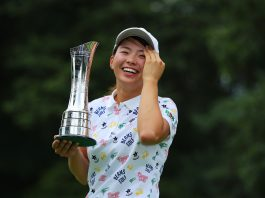 AIG Women's British Open - Day Four Getty Images