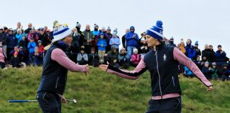 The Solheim Cup - Day 2 Getty Images