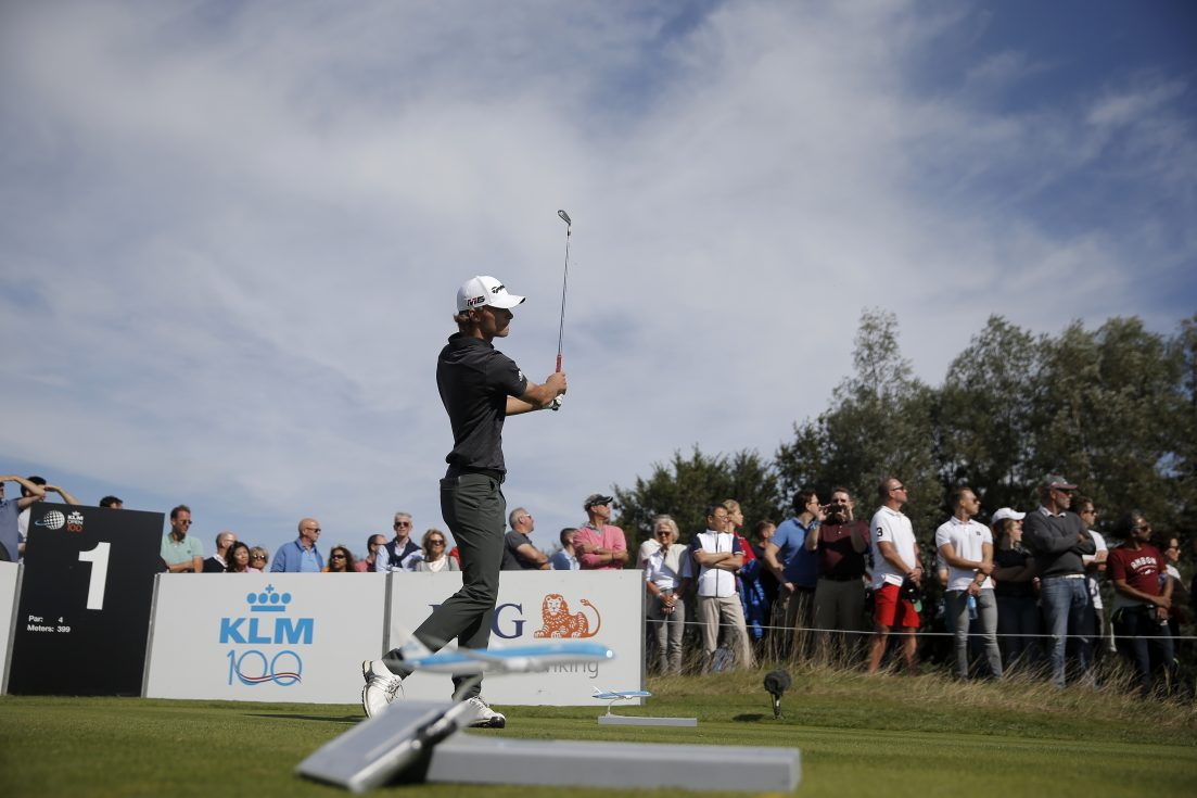 KLM Open - Day Four Getty Images