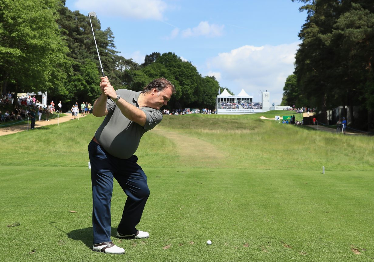 BMW PGA Championship - Previews Getty Images