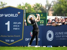 DP World Tour Championship Dubai - Day Two Getty Images