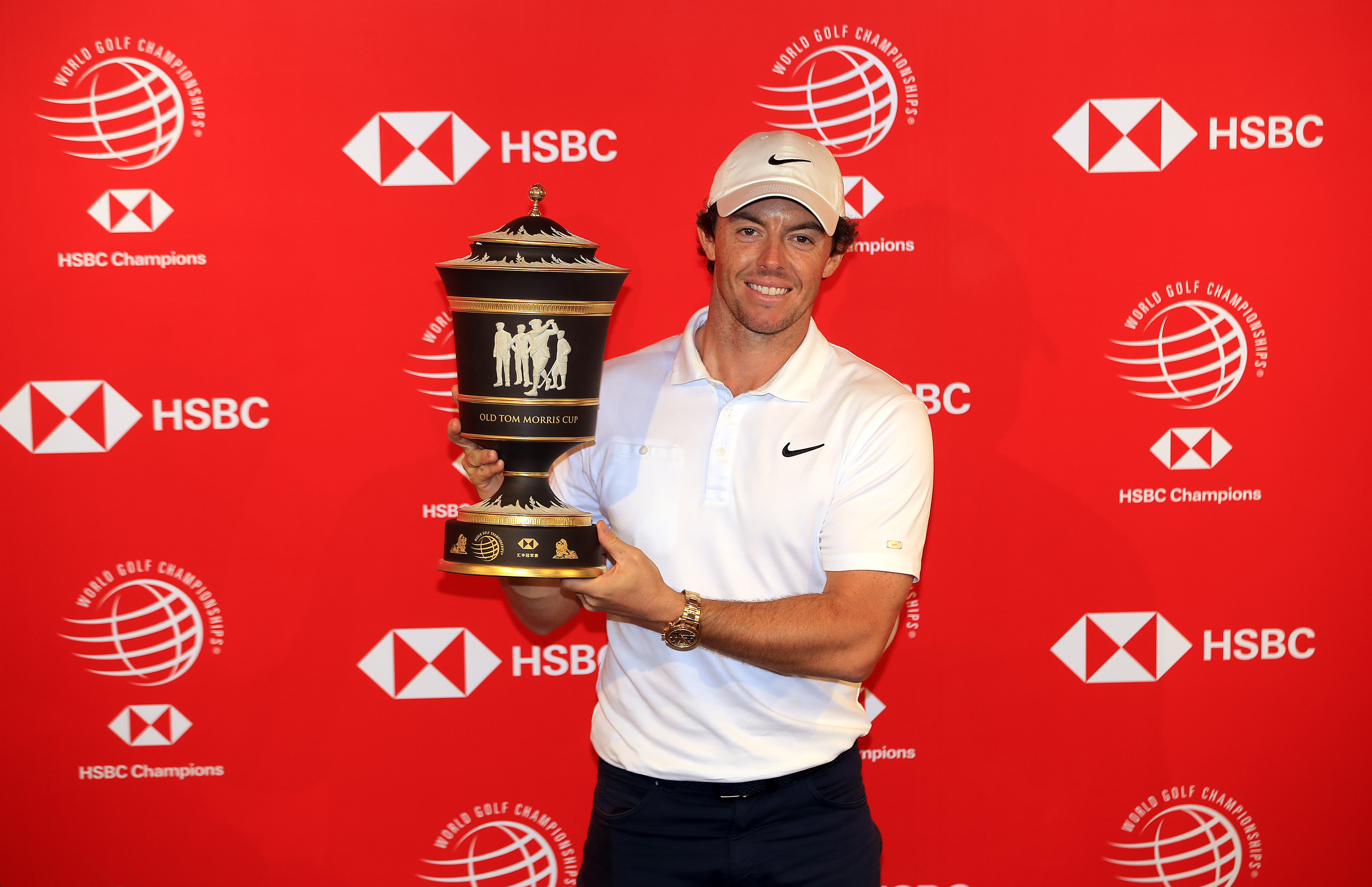 WGC HSBC Champions - Day Four Getty Images