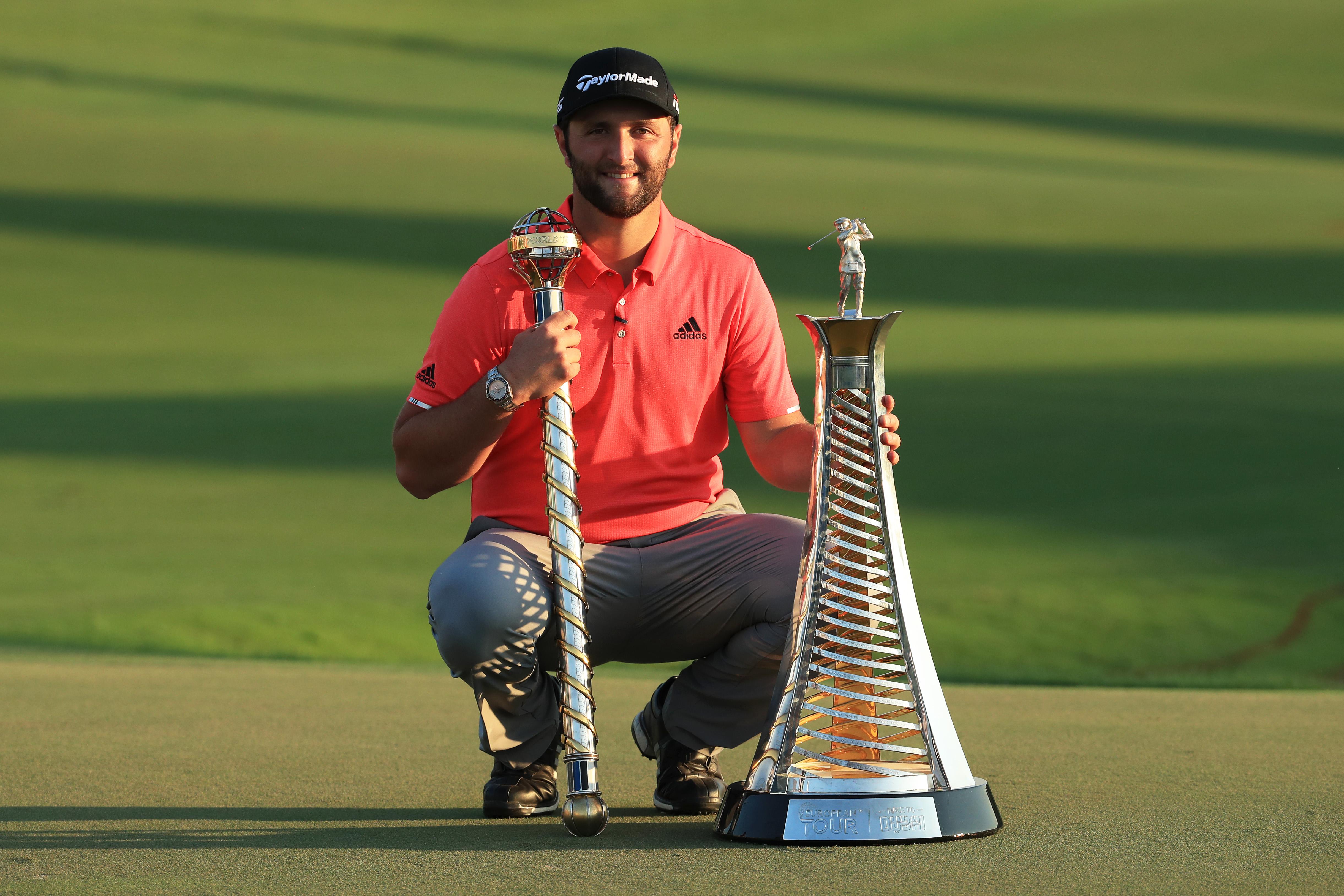 DP World Tour Championship Dubai - Day Four Getty Images