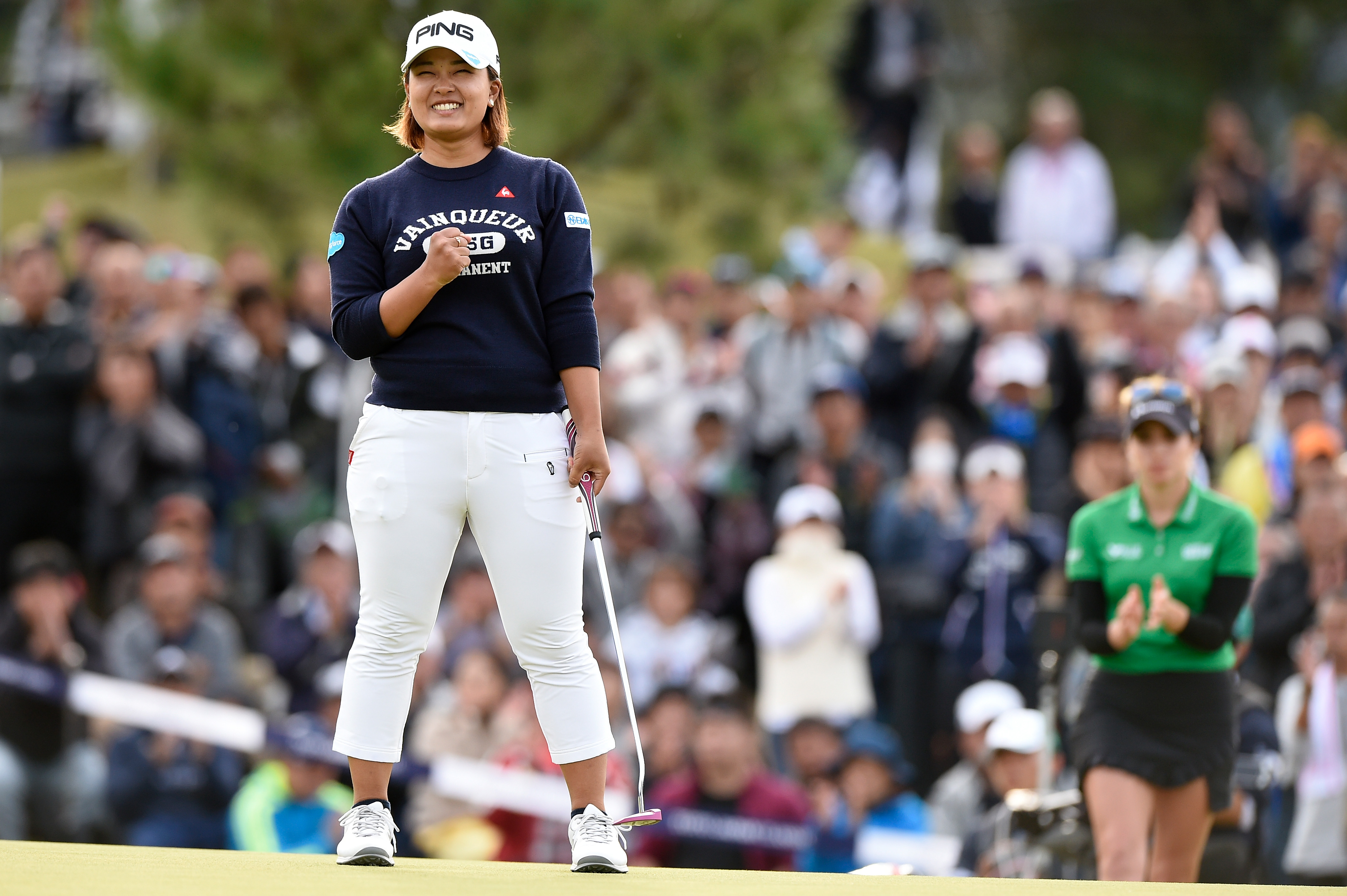 TOTO Japan Classic - Final Round Getty Images