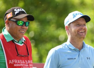 Afrasia Bank Mauritius Open - Day Two Getty Images
