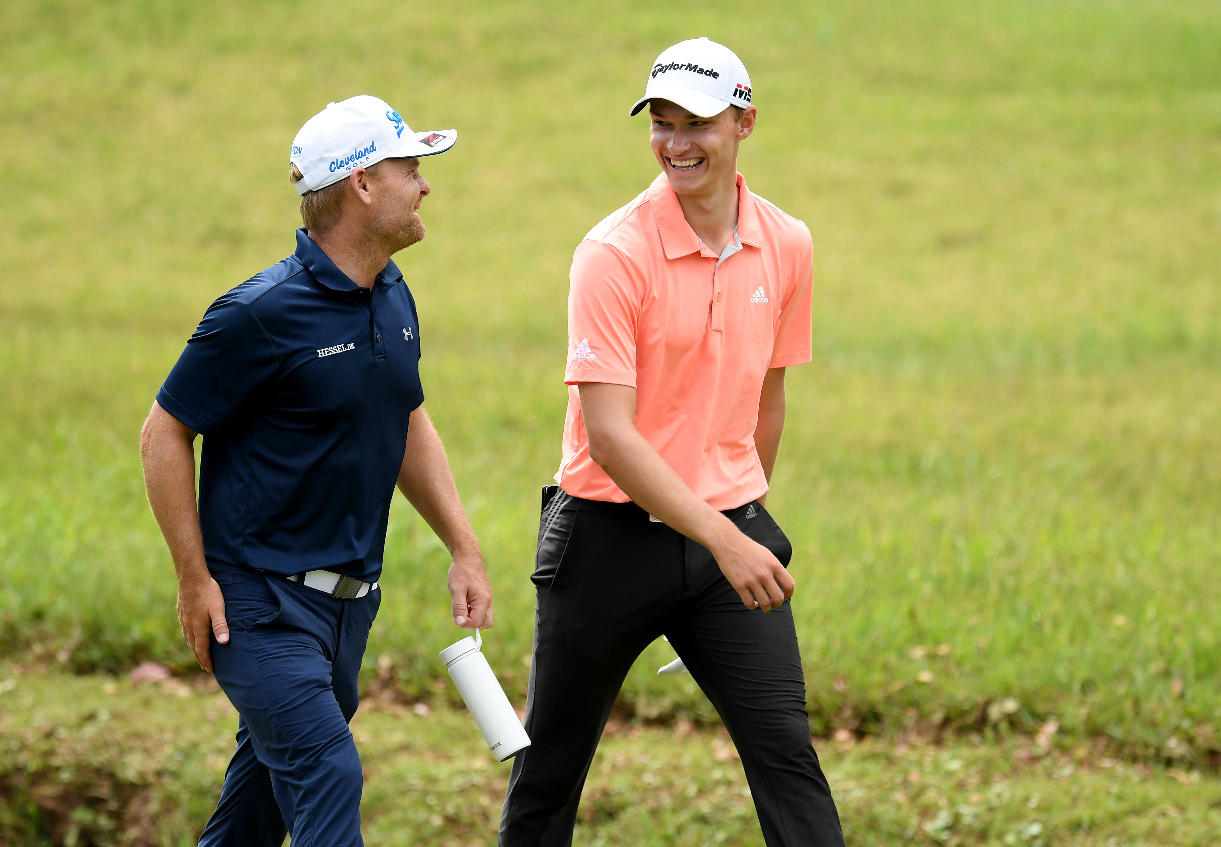 Afrasia Bank Mauritius Open - Day Three Getty Images