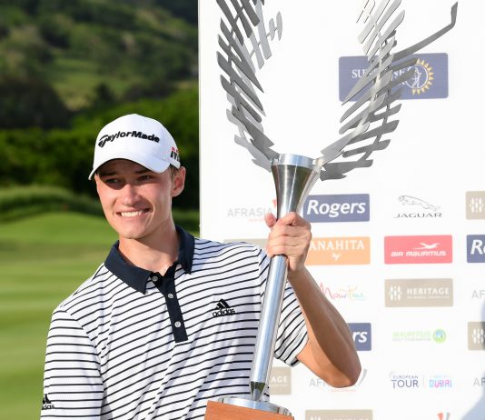 Afrasia Bank Mauritius Open - Day Four Getty Images