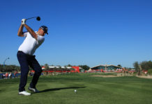 Abu Dhabi HSBC Championship - Day Two Getty Images