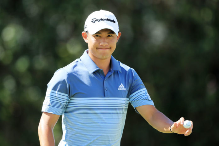 Sony Open In Hawaii - Round One Getty Images