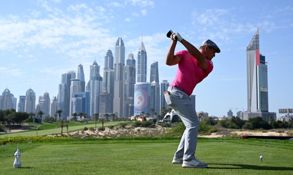 Omega Dubai Desert Classic - Day Three Getty Images
