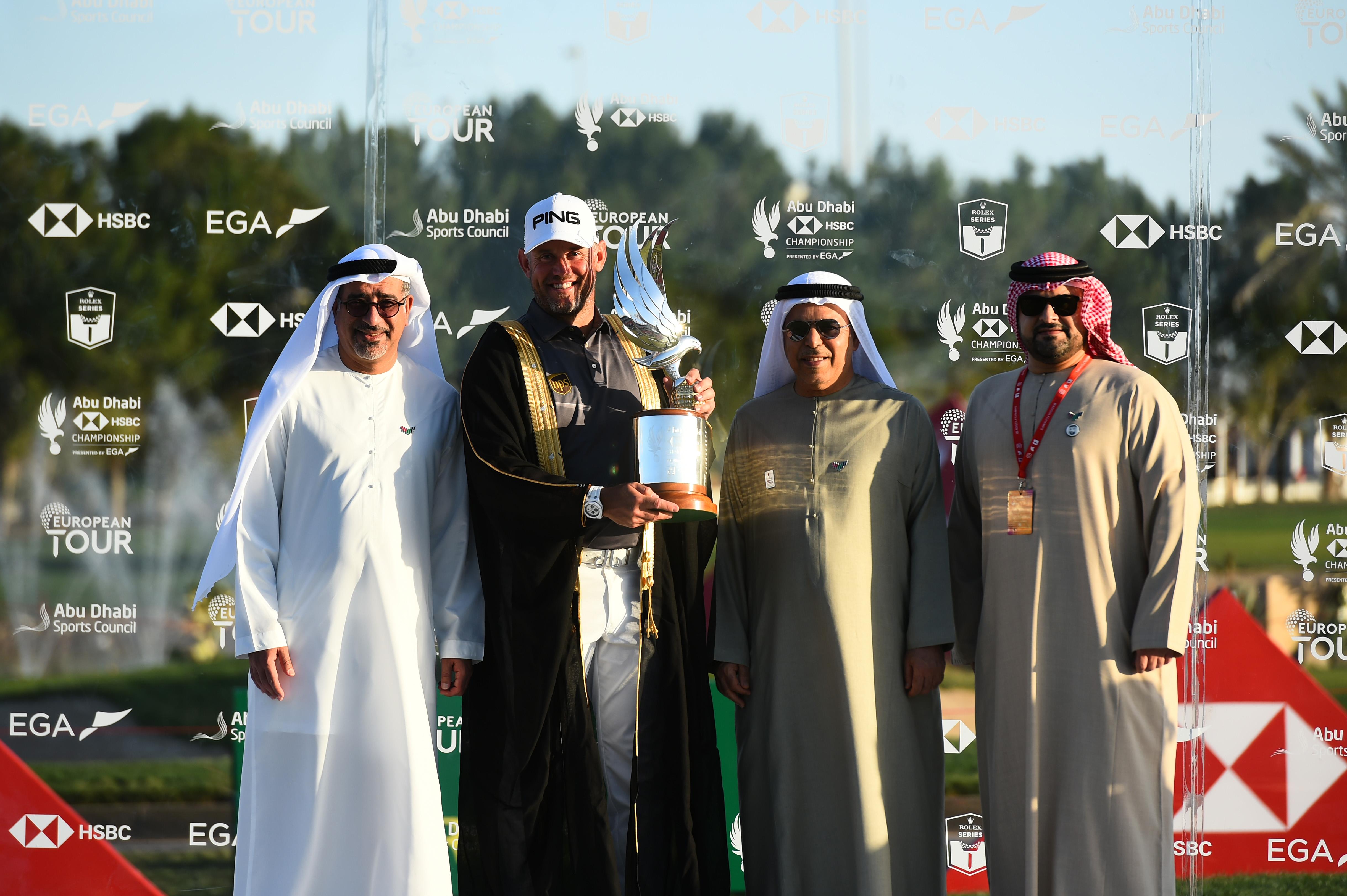 Abu Dhabi HSBC Championship - Day Four Getty Images