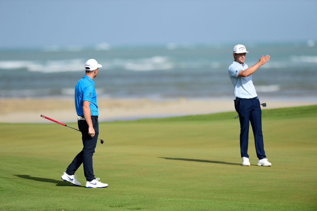 Puerto Rico Open - Round One Getty Images