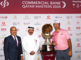 Commercial Bank Qatar Masters - Day Four Getty Images
