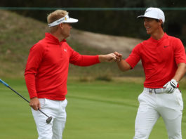 2018 World Cup of Golf - Day 4 Getty Images