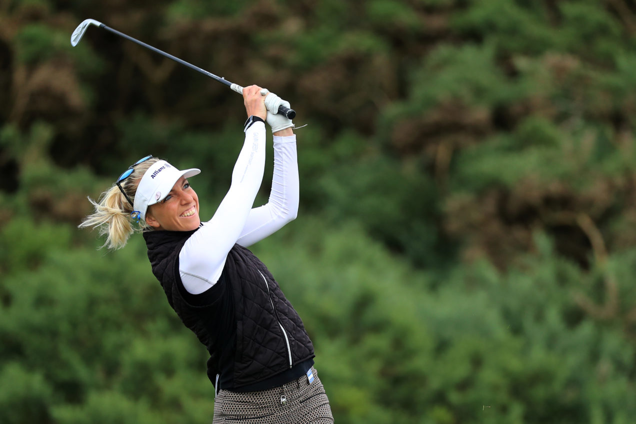 AIG Women's Open 2020 - Day Three R&A via Getty Images