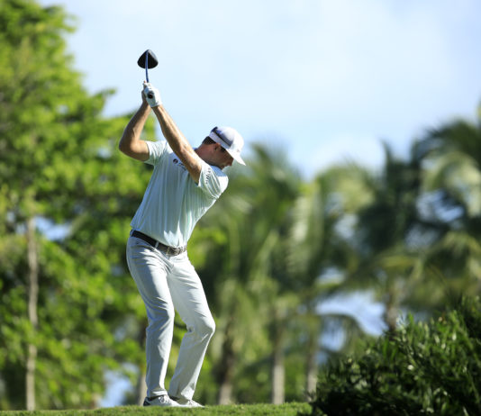 Corales Puntacana Resort & Club Championship - Round Two Andy Lyons