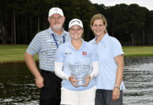 LPGA Drive On Championship - Final Round Mike Comer