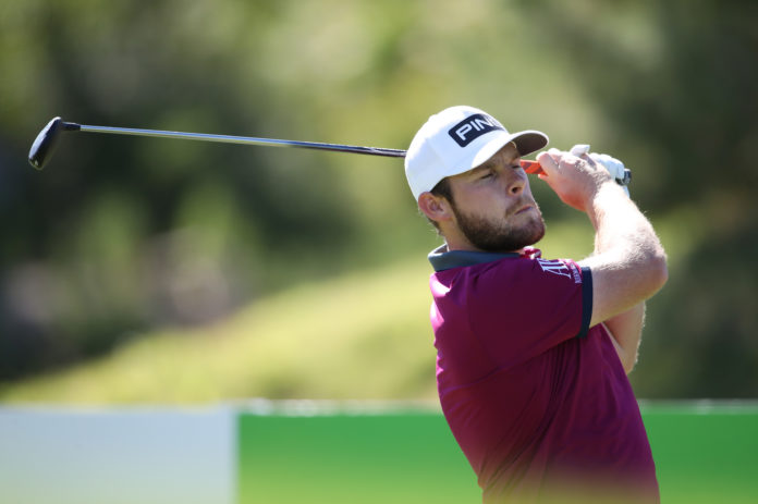 The CJ Cup @ Shadow Creek - Round One Christian Petersen