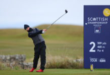 Scottish Championship Presented By AXA - Day Two Richard Heathcote