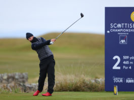 Scottish Championship Presented By AXA - Day Two Richard Heathcote