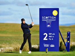 Scottish Championship Presented By AXA - Day Three Mark Runnacles