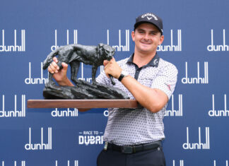 Alfred Dunhill Championship - Day Four Richard Heathcote