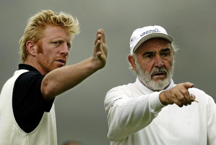 The 3rd Annual Laureus Golf Challenge David Cannon