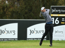 Joburg Open - Day Three Luke Walker