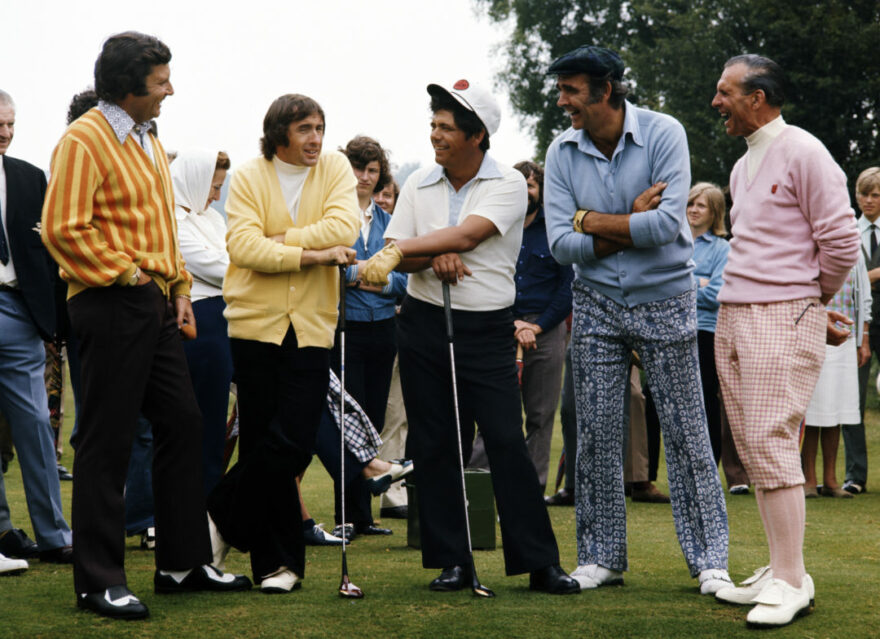 Peter Dazeley Golf Archive Peter Dazeley