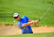 Joburg Open - Day Four Stuart Franklin