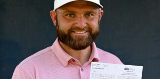 Golf in Dubai Championship presented by DP World - Day One Ross Kinnaird
