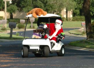 Santa Claus Golf - December 25, 2003 Al Messerschmidt