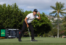 Sony Open In Hawaii - Final Round Gregory Shamus